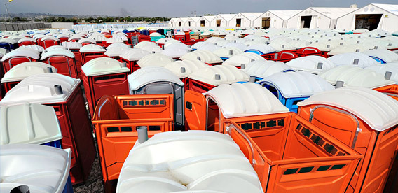 Champion Portable Toilets in Sugar Land, TX